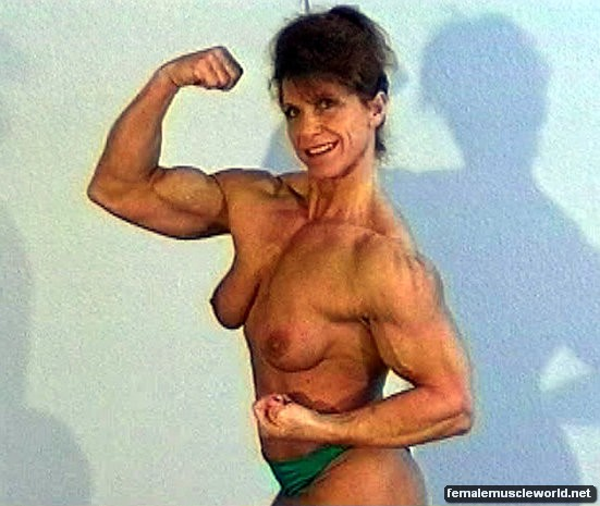 Female Muscle World Bodybuilder Videos For Download